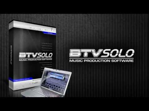 BTV SOLO Music Production Software  SOUNDS