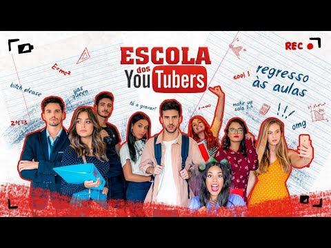 ESCOLA DOS YOUTUBERS | Ep.1 Regresso às Aulas | SOUSA