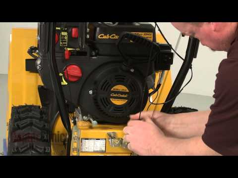 Recoil Starter - Cub Cadet Snowblower