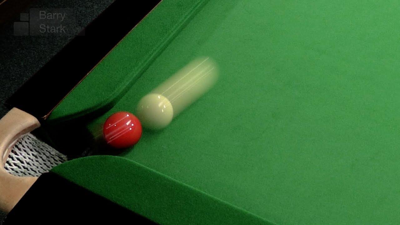 70. Corner Pocket Potting - Cue ball control