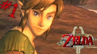 The Legend of Zelda: Twilight Princess - Part 1- In Your Stead.