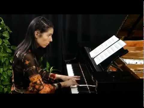 John Cage Sonatas n. 1, 2, 3, 5 for prepared piano