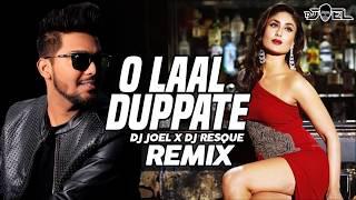 Lal Dupatte Wali Tera Naam To Bata (Remix) - DJ Joel X | DJ Resqueff | 90's Hindi Love DJ Remix