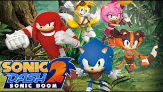 Sonic dash 2 Android Game play #02