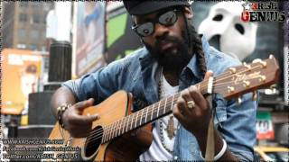 Tarrus Riley - Sorry Is A Sorry Word [Live In Love Riddim] May 2012