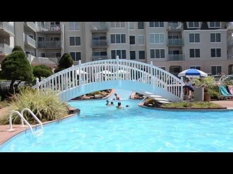 Seapointe Village Resort Vacation Rentals in Wildwood Crest, New Jersey, by Chris Henderson Realty,