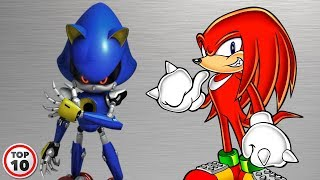 Top 10 Best Fighters In Sonic