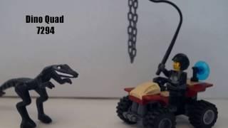 LEGO Dino 2010 Dino Quad 7294