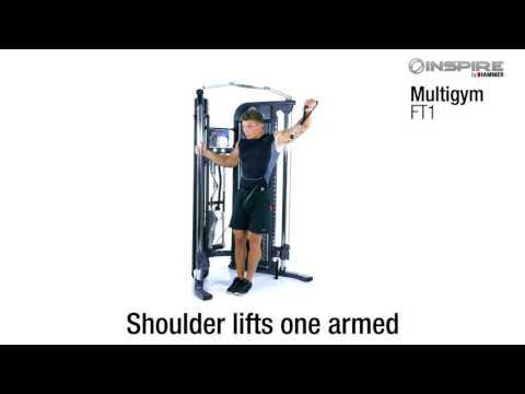 Multi Gym FT1 | FINNLO MAXIMUM By HAMMER
