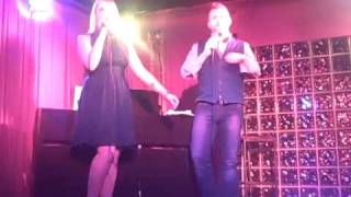 "Erik Sisco and Kristin Ryan Wilson sing ""Everybody Today Is Turning On"""