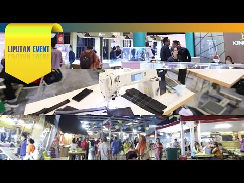 LIPUTAN EVENT - Jakarta Jewellery Fair, Indo Intertex, JFFF 2017