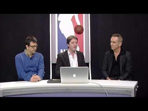 Flavio Tranquillo & Federico Buffa & Alessandro Mamoli - VideoChat playoff NBA