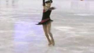 2006 Jr World Yu Na Kim SP