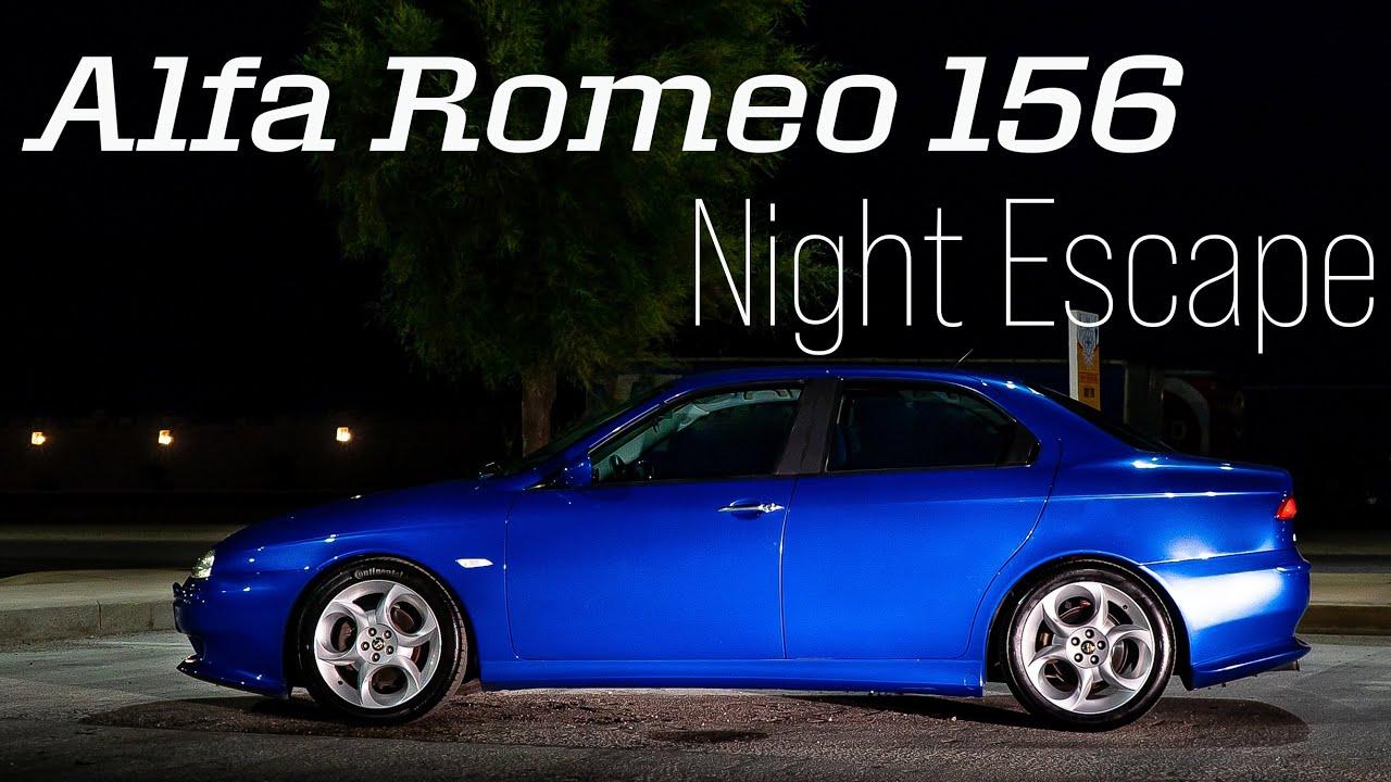 Alfa Romeo 156 - Night Escape