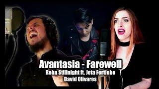 Avantasia Farewell COVER by Rehn Stillnight David Olivares Jota Fortinho