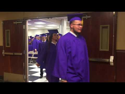 Thibodaux High School 2018 Graduation