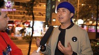 Hongkong पुगेर चर्चित गायक Pushpan Pradhan ले खोले मनका कुरा  || Mazzako TV