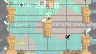 Super Time Force Ultra gameplay - PC Steam Full HD 1080p