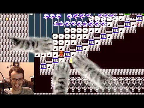 Mario Maker - Mario's Got 99 Problems But A Glitch Ain't One (More) #5