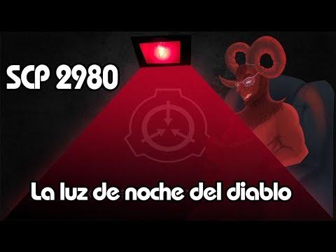 SCP-2980: La luz de noche del maligno (Español Latino)