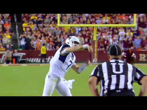 Will Grier 2017 highlights ||Codeine Dreaming|| ||HD||