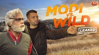 Man VS Wild Ft. Modi and Bear Grylls | Being Indian | #StayHome