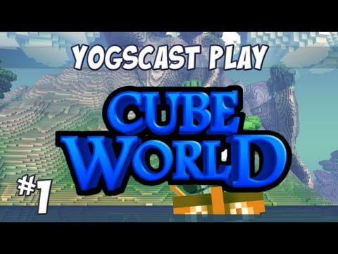 Cube World - Episode 1 - Cotton Candy