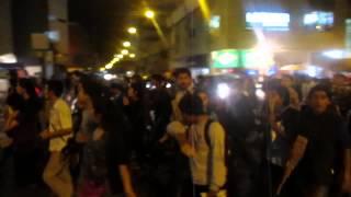 marcha 22d contra la ley del rgimen laboral para jvenes lima pur