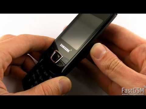 Unlock Samsung E2550 & E2550D Monte Slider