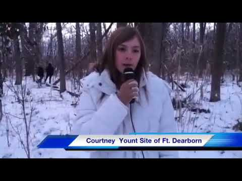 Battle of Fort Dearborn S.S. News Project