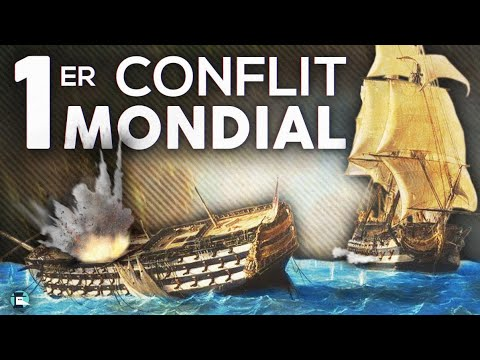 The Seven Years' War, the 1st world war! - Nota Bene