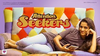 Attention Seekers | Girl Formula | ChaiBisket