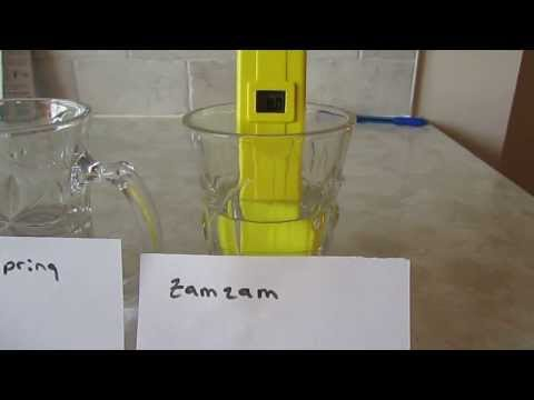 ZamZam pH Test