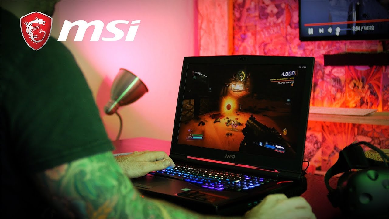 Unleash The Winning Moment with MSI GT75VR Titan by Kenneth  | MSI