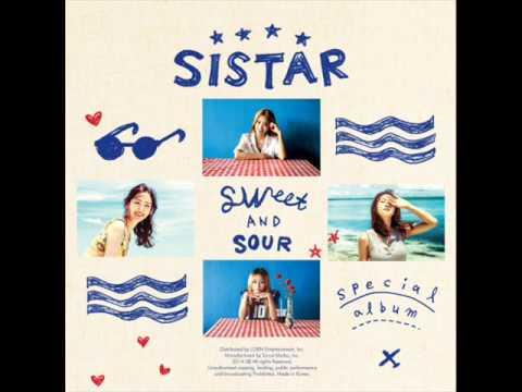 SISTAR _ I SWEAR (AUDIO) Special Album [SWEET & SOUR]