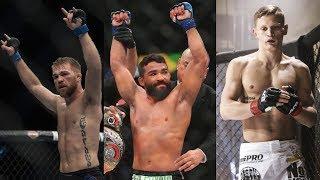 Боец уволен из UFC, чемпион Bellator хочет бой за третий титул, новый соперник Хандожко в UFC