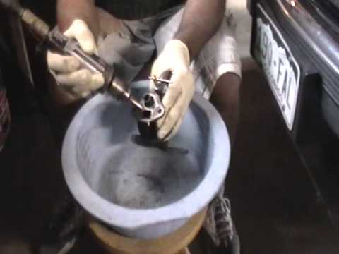 1995 Chevrolet Suburbon Tune Up / EGR Valve Cleaning - YouTube