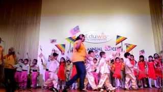 SATU MALAYSIA on Eduwis Annual Concert 2012
