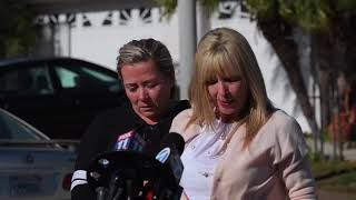 Aliso Viejo bombing victim's family talks