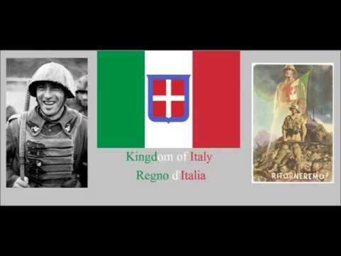 Infantry weapons of World War II - The Kingdom of Italy