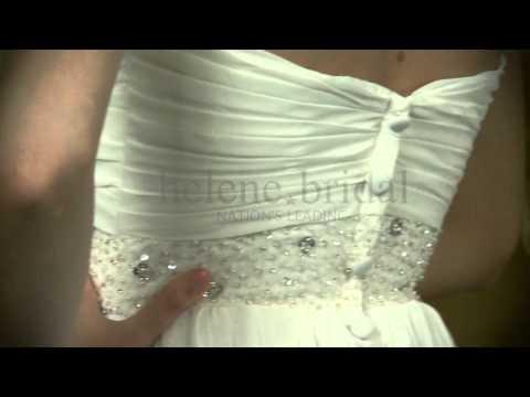 a-line-princess-strapless-sweetheart-chiffon-wedding-dress---style-wd6231---helenebridal.com