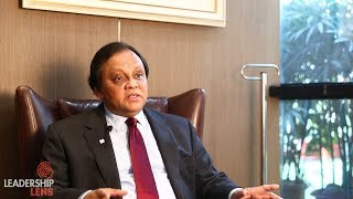 Leadership Lens | Episode 4 | An Exclusive Interview of Anis A Khan