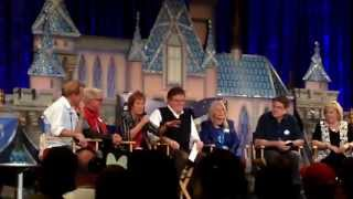 Marilyn Magness Tells Funny Stories of Disneyland Bloopers Dreamers & Doers Panel