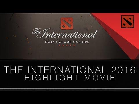 The International 2016 Highlight Movie [Best Scenes + Music]