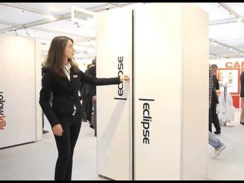 Salice Eclipse Pocket Door System - YouTube