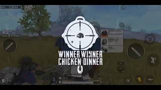 SSK๛DYNAMO And SSK๛Alpha play with random squad and won chiken dinners 8 kill+