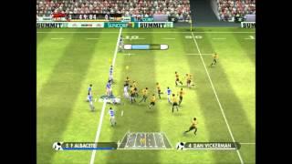 Los Pumas vs Wallabies Rugby 08