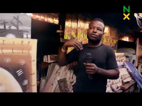#StreetCamAfrica: DOCUMENTARY on ART AND PAINTING