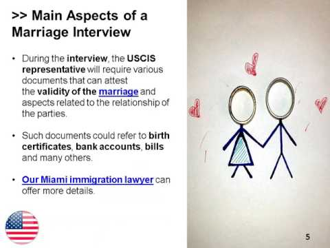 Marriage Interview in Miami: What to Expect