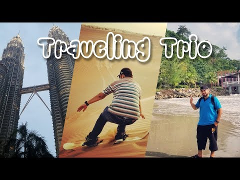 Travelling Trio - Series Trailer | The Documentary,  092 productions